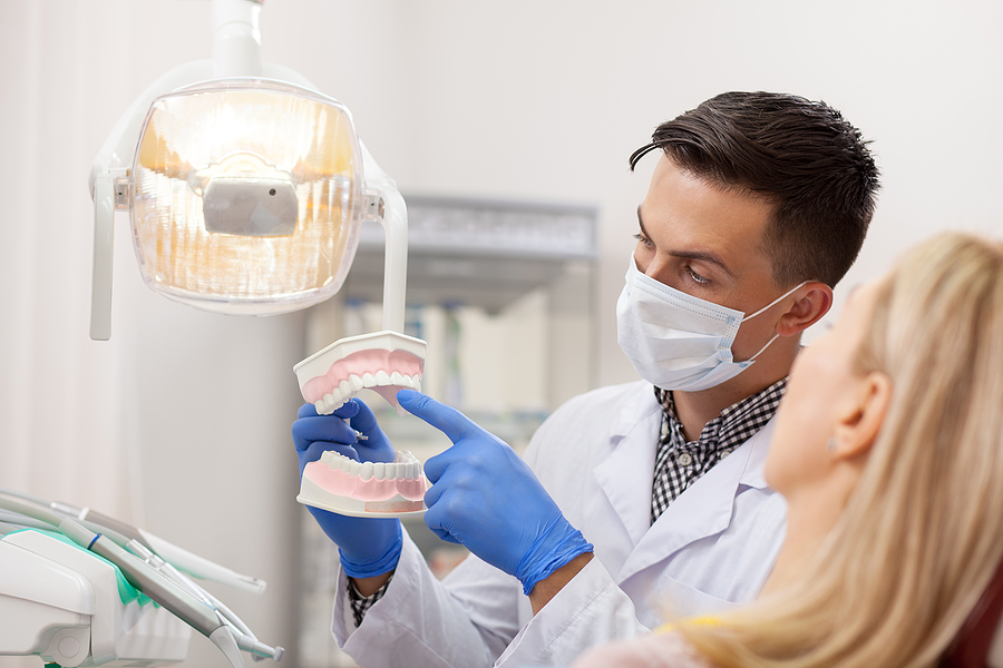 dentistry services for your oral health